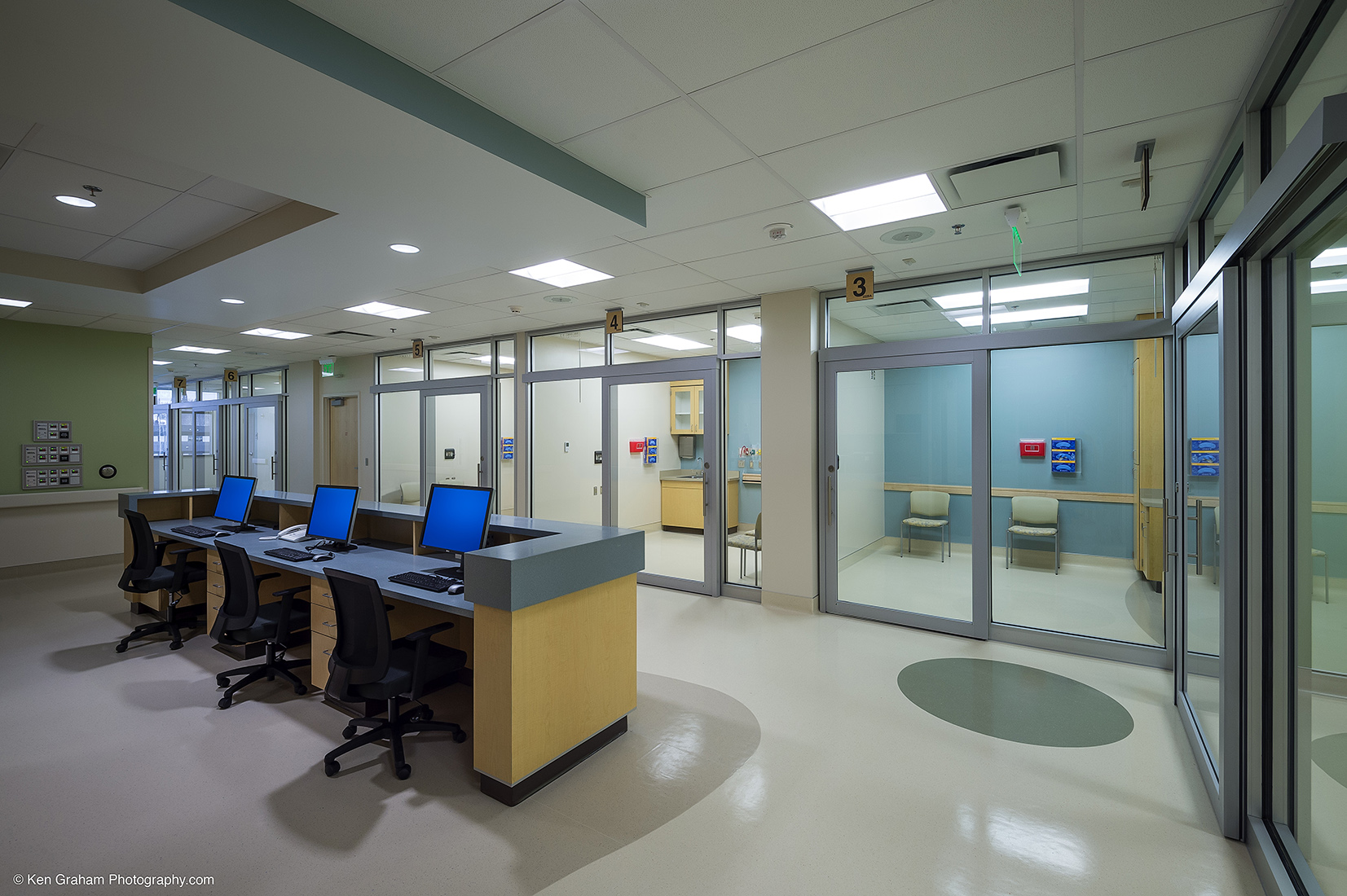 Central Peninsula Hospital Phase V Specialty Clinics