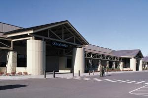 AAFES Joint Military Mall Fort Richardson Elmendorf Neeser Construction