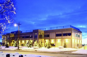 Anchorage Water & Wastewater Headquarters Neeser Construction