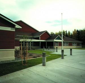 Bensen Benny School Neeser Construction