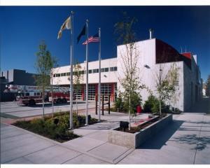 Anchore Fire Station Neeser Construction