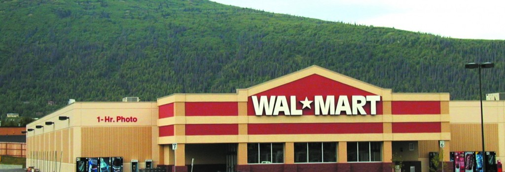 Eagle River Wal-Mart Neeser Construction