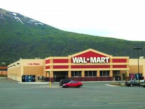 Eagle River Wal-Mart Neeser Construction