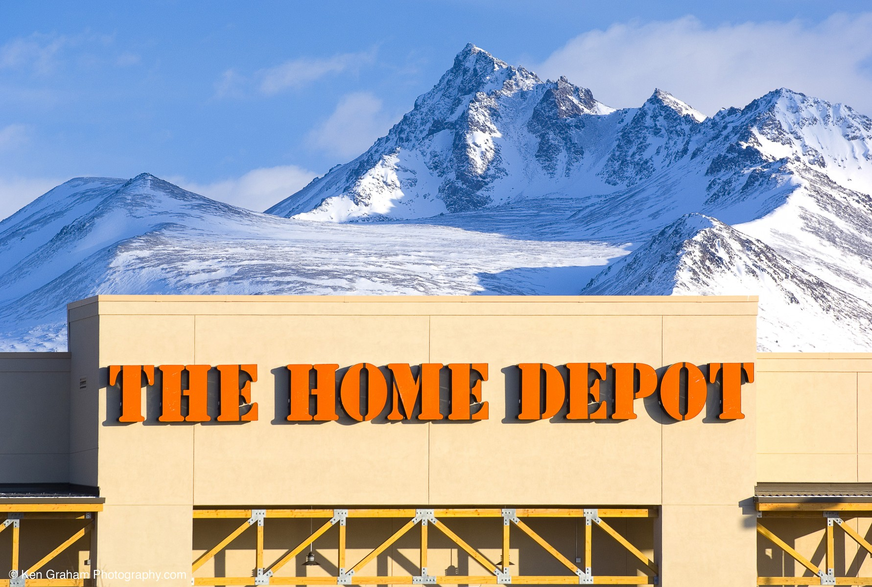 Home Depot Store 8940 Neeser Construction Inc