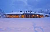Fisher House Elmendorf Alaska Neeser Construction
