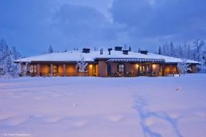 Fisher House Elmendorf Alaska Neeser Construction