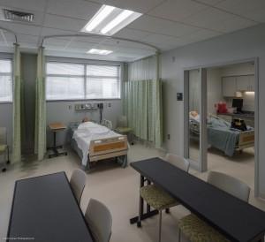 UAA MSC Paramedic Nursing Addition Neeser Construction