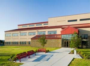 Fort Richardson Education Center Neeser Construction