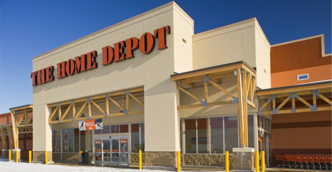 Home Depot Store #8940 Neeser Construction