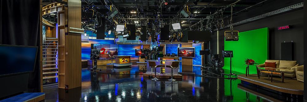 Northern Lights Media Center – KTUU Channel 2 | Neeser